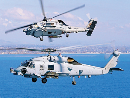 MH 60R ROMEO – A Long Felt Need Begins to Get Addressed- Way Ahead